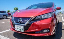 全球暢銷電動車款 (一):Nissan LEAF 駕駛與充電體驗